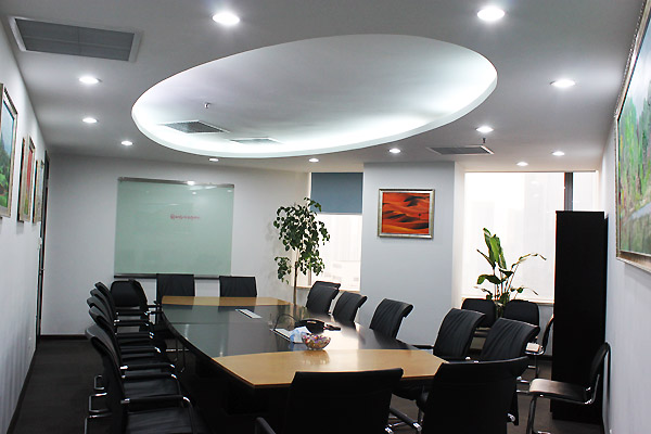 上海君澜律师事务所大会议室
